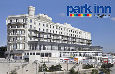 Park Inn by Radisson Palace hotel in southend on sea