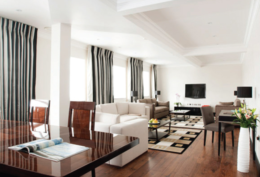 Luxury Serviced Apartments In Kensington
