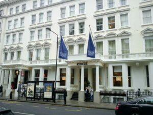 London Rydges hotel