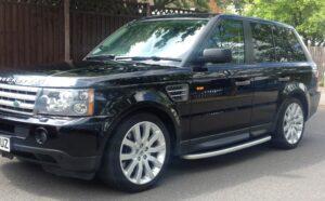 Range Rover Sport Chauffeur