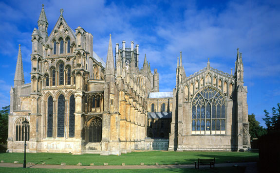 Scott's Tours Cambridge & Ely Cathedral