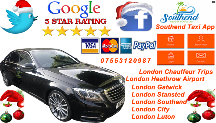 Scott's London Business Airport Taxi