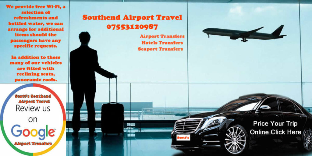 london Stansted Airport & southend airport