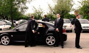 bodyguard / driver