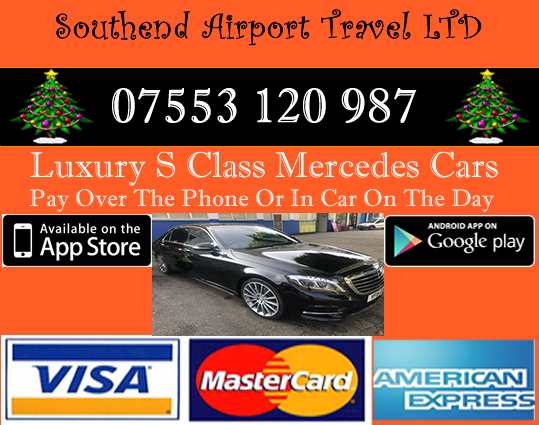 Scott's Essex Business Airport Taxi