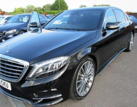Leigh On Sea Chauffeur To Stansted Airport