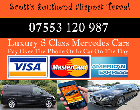 Scott's Southend Taxis