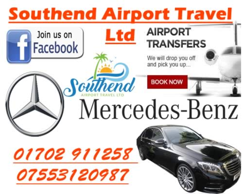 Southend Airport Chauffeur To Beazley End