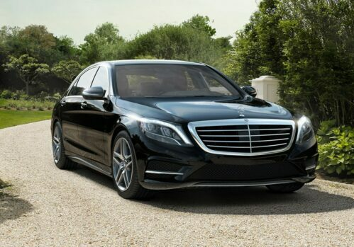 S class mercedes car in southend on sea essex